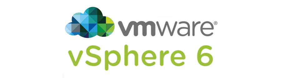 All our servers are virtual thanks to VMware vSphere!